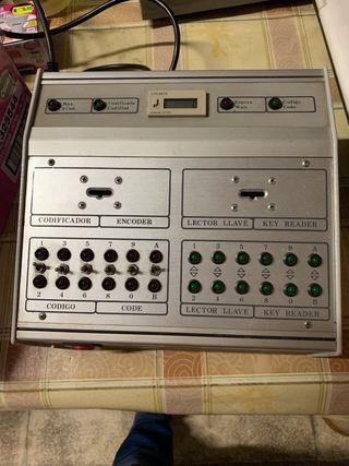Duplicadora de llaves Magnéticas