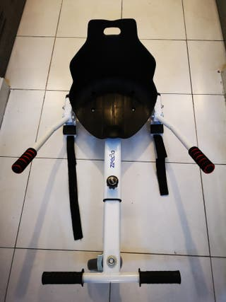 Asiento de patinete eléctrico