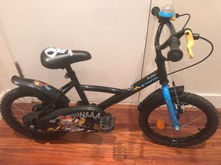 "Bicicleta niño 16"""