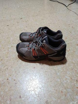Zapatillas trekking Salomon