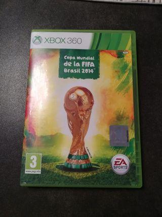 copa mundial de la fifa brazil 2014 xbox360