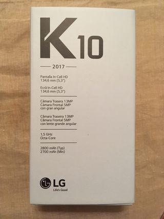 LG K10 (2017).