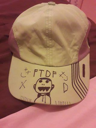 gorra ftdf original marca por mi echa