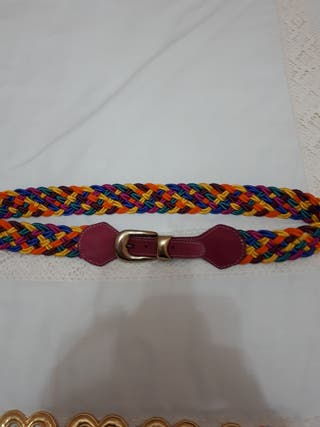 Cinturón mujer Vintage