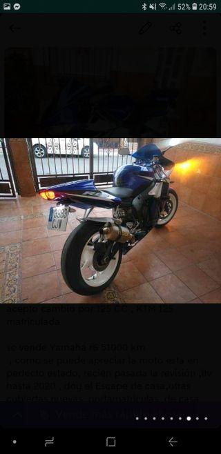 se vende Yamaha r6