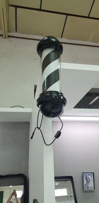 poste de barbero barbero pole 73x23x31