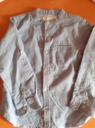 camisa niño vestir 2 años