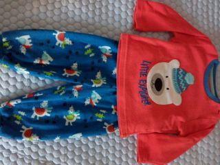 Pijama bebe 6 meses