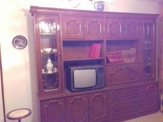 Vendo mueble de salon vintage