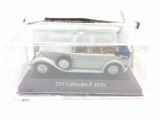Modelismo coche 770cabriolet f1930