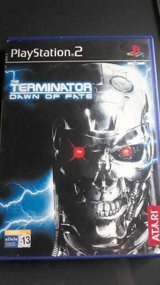 Terminator Ps2
