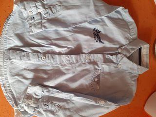 camisa 2 años niño