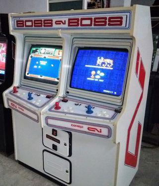 Maquina jamma doble y juegos
