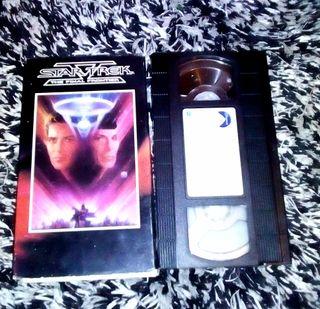 Star Trek V -The Final Frontier- 1989 V. O. VHS