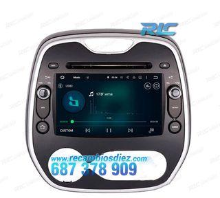 Radio Navegador 7 Android 7,1 DVD GPS para Renaul