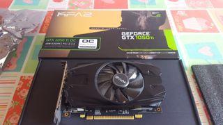 KFA2 GeForce GTX 1050Ti OC 4GB GDDR5