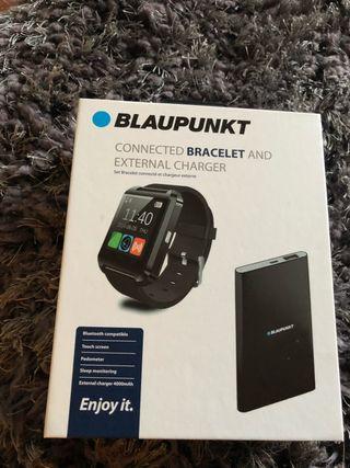 Reloj smartwatch + batería