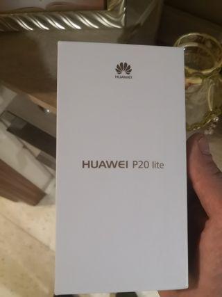 Huawei p20 lite a estrenar se vende