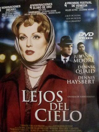 LEJOS DEL CIELO DRAMA DVD GAY JULIANNE MOORE