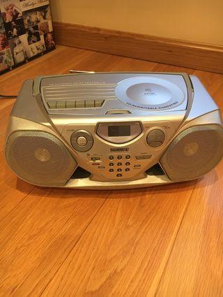 Radiocasete Philips