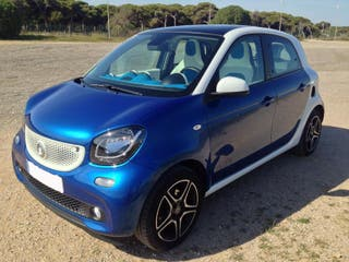 SMART FORFOUR PROXY 2015