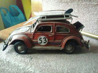 Herbie Escarabajo Volkswagen,replica