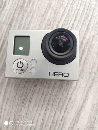 GoPro Hero 3 en perfecto estado