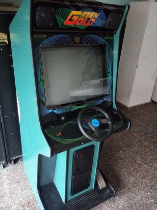 Recreativa World rally arcade jamma .