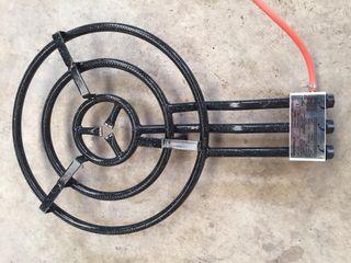 Paellera de gas (60 cm)
