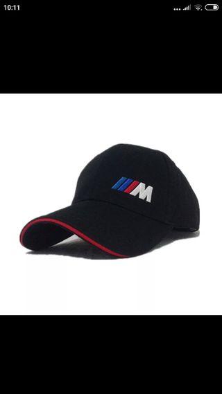 OFERTA gorra original BMW M marca de lujo