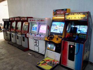 Recreativas arcade clasicos