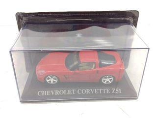 Modelismo coche chevrolet corvette z51