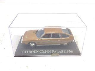 Modelismo coche citroen cx2400 pals