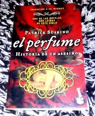 "El Perfume (historia de un asesino) ""booket"""