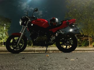 Hyosung Comet Gt 125cc (Moto)