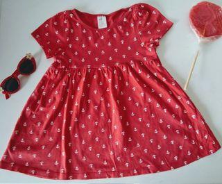Vestido niña 2 años H&M