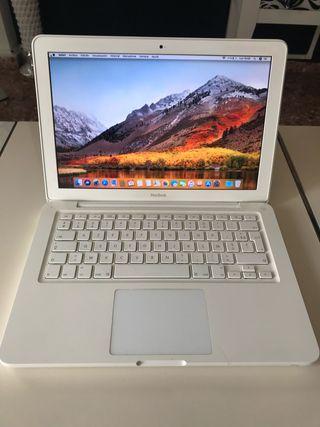 MacBook 13 250gb 4gb 2010