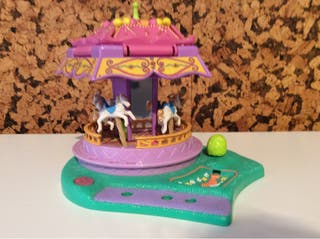 Carrusel Polly pocket