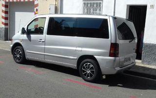 mercedes-benz vito 2001, impecable motor
