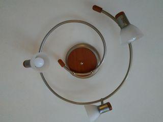 Lámpara techo diseño moderno con led