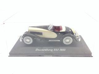 Modelismo coche duesenberg ssj 1933