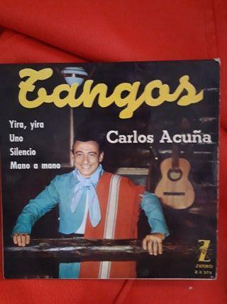 disco vinilo Carlos Acuña