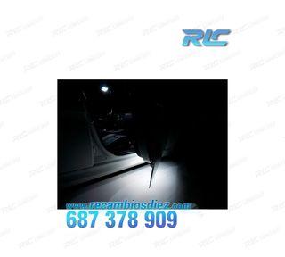 Plafones LED para luz de pies y puertas AUDI