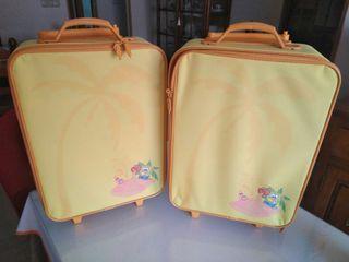 mochila-maleta de viaje de niño