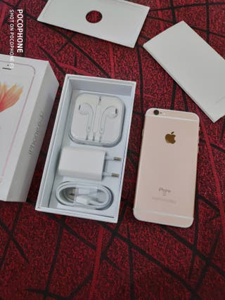 Iphone 6S / 16GB color Rosa