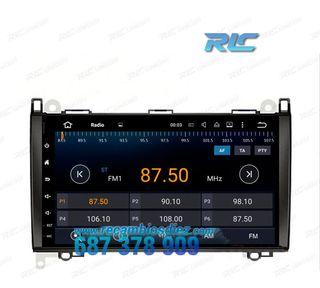Radio Navegador Android 7.1 7 DVD GPS para Merced