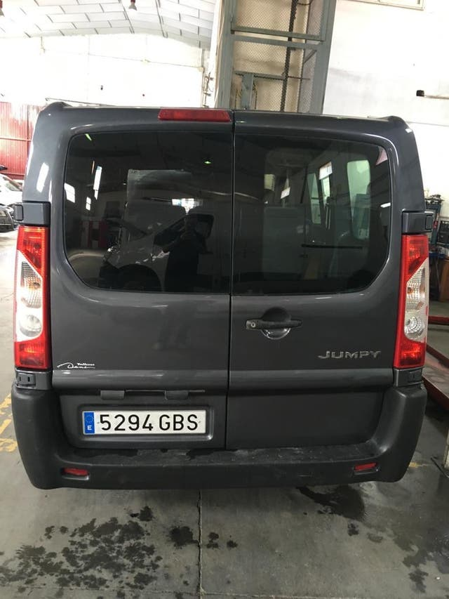 Citroen Jumpy 2008