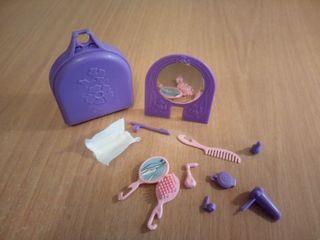 Maletín Tocador Barbie Años 80