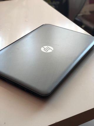 Portátil HP pantalla táctil