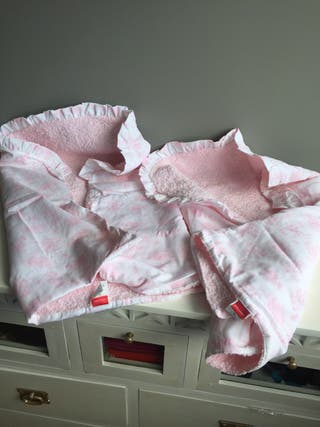 Arrullo rosa con felpa DOÑA CARMEN
